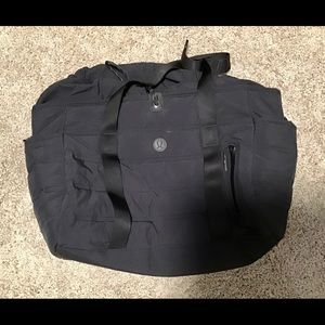 NWT lululemon duffel bag